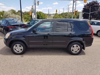 Used 2003 Honda CR-V EX-L 4WD *LEATHER-SUNROOF* for sale in Kitchener, ON