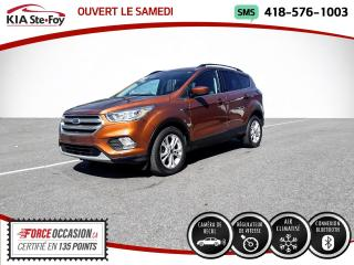 Used 2017 Ford Escape * SE* TURBO* SIEGES CHAUFFANTS* CAMERA D for sale in Québec, QC