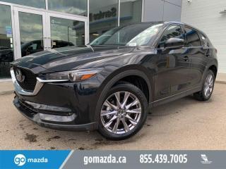 New 2020 Mazda CX-5 GT for sale in Edmonton, AB