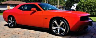 Used 2016 Dodge Challenger R/T SHAKER | MINT CONDITION for sale in Burlington, ON