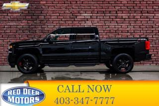 Used 2018 Chevrolet Silverado 1500 4x4 Crew Cab LTZ Z71 Leather Roof Nav BCam for sale in Red Deer, AB