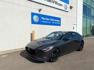 Used 2019 Mazda MAZDA3 Sport SPORT GT M/T - LOADED! for sale in Edmonton, AB
