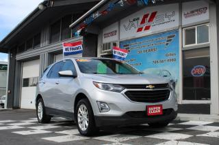 Used 2018 Chevrolet Equinox LT for sale in Sudbury, ON