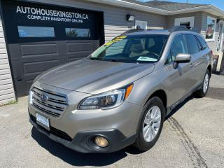 Used 2017 Subaru Outback 3.6R Touring for sale in Kingston, ON