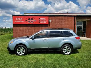 Used 2013 Subaru Outback 3.6R w/Limited & EyeSight Pkg for sale in London, ON