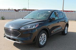 New 2020 Ford Escape SE 200A, 1.5L Ecoboost, Auto Start/Stop, Heated Seats, Lane Keeping System, Pre-Collision Assist, Remote Keyless Entry/Keypad, Reverse Camera System for sale in Edmonton, AB