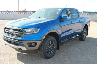 New 2020 Ford Ranger Supercrew 4X4 501A, 2.3L Ecoboost, Push Start/Stop, Heated Seats, Forward and Reverse Sensing System, Lane Keeping System, Pre-Collision Assist, Rear View Camera for sale in Edmonton, AB