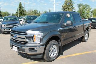 New 2020 Ford F-150 4X4 Supercrew 300A, 2.7L Ecoboost, Auto Start/Stop, Cruise Control, Pre-Collision Assist, Rear View Camera, Remote Keyless Entry for sale in Edmonton, AB