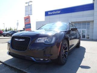 Used 2019 Chrysler 300 300S/NAPPALEATHER/APPLEPLAY/HEATEDSEATS/BACKUPCAM for sale in Edmonton, AB