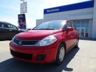 Used 2012 Nissan Versa S AUTO/SUNROOF/AC/CRUISE for sale in Edmonton, AB