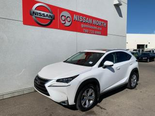 Used 2015 Lexus NX 200t for sale in Edmonton, AB