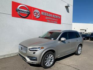 Used 2016 Volvo XC90 T6 Inscription 4dr AWD Sport Utility for sale in Edmonton, AB