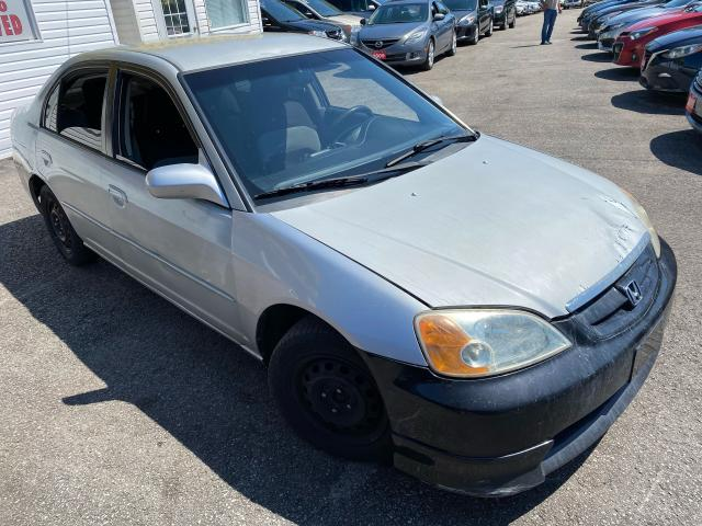 2003 Honda Civic LX/ AUTO/ PWR GROUP/ COLD AC/ TINTED/ RUNS WELL!
