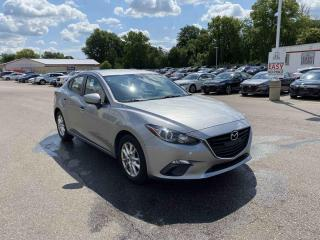 Used 2015 Mazda MAZDA3 GS 4dr Sedan W/navi for sale in Brantford, ON