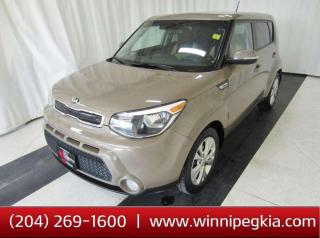 Used 2016 Kia Soul EX *Cruise*Bluetooth*Htd Seats* for sale in Winnipeg, MB