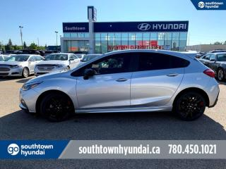 Used 2018 Chevrolet Cruze LT/TURBO/HATCH/RS PACKAGE for sale in Edmonton, AB