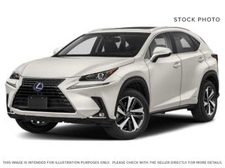 New 2020 Lexus NX 300h for sale in Edmonton, AB