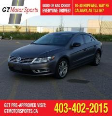 Used 2013 Volkswagen Passat CC Sportline for sale in Calgary, AB