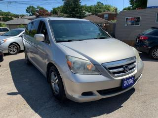 Used 2006 Honda Odyssey EX-L for sale in Toronto, ON