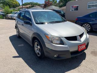 Used 2004 Pontiac Vibe VIBE for sale in Toronto, ON