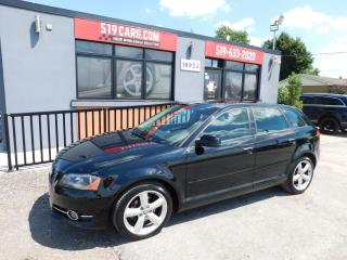 Used 2013 Audi A3 Progressiv | Leather | Sunroof | Heated Seats for sale in St. Thomas, ON