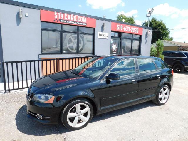2013 Audi A3 Progressiv | Leather | Sunroof | Heated Seats