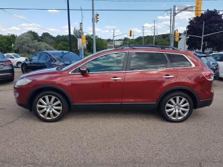 Used 2009 Mazda CX-9 *LEATHER-SUNROOF-NAVIGATION* for sale in Kitchener, ON