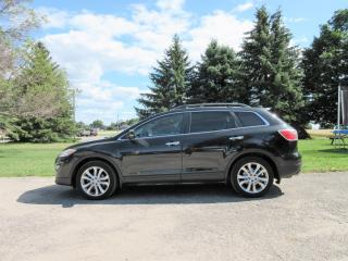 Used 2011 Mazda CX-9 GT AWD- 7 PASSENGER for sale in Thornton, ON