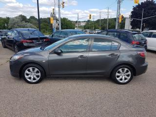 Used 2010 Mazda MAZDA3 GX *AUTOMATIC* for sale in Kitchener, ON