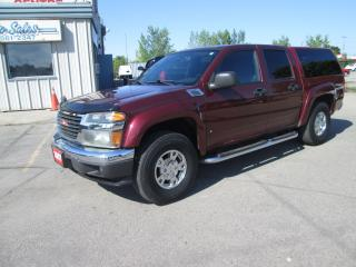 Used 2007 GMC Canyon SLE Z71 for sale in Hamilton, ON