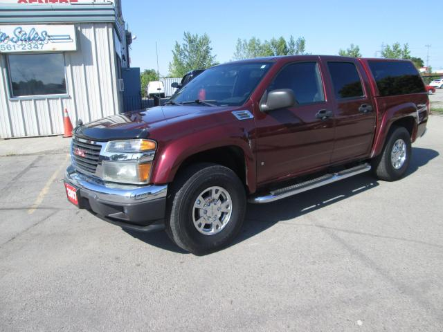 2007 GMC Canyon SLE Z71