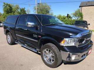 Used 2014 RAM 1500 Laramie ** 4X4, BACK CAM, TOW PKG, HTD/COOLED LEATH ** for sale in St Catharines, ON