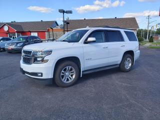 Used 2015 Chevrolet Tahoe LT for sale in Cornwall, ON