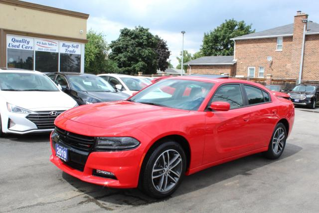 2019 Dodge Charger SXT Sunroof AWD