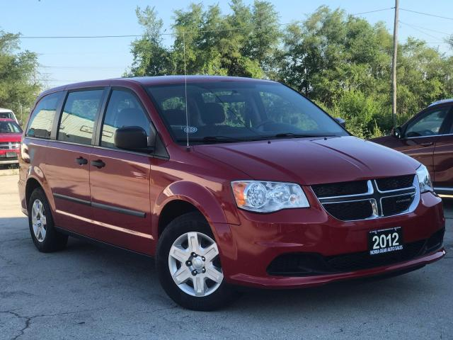 2012 Dodge Grand Caravan SE|Low Mileage|Certified|Warranty
