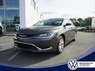 Used 2015 Chrysler 200 C   New Tires for sale in Hebbville, NS