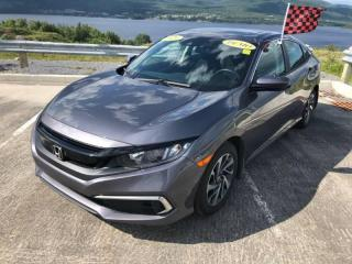 Used 2020 Honda Civic EX for sale in Halifax, NS