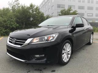 Used 2015 Honda Accord EX-L for sale in Halifax, NS