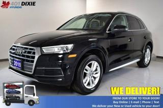Used 2019 Audi Q5 Komfort for sale in Mississauga, ON