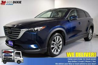Used 2019 Mazda CX-9 GS-L for sale in Mississauga, ON