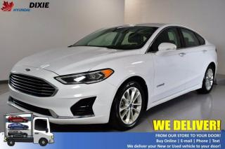Used 2019 Ford Fusion Hybrid SEL for sale in Mississauga, ON
