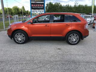 Used 2008 Ford Edge Limited for sale in Newmarket, ON