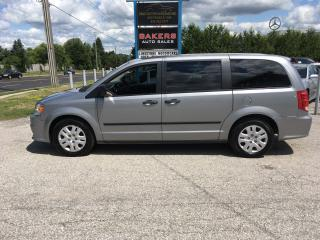 Used 2015 Dodge Grand Caravan CANADA VALUE PACKAGE for sale in Newmarket, ON
