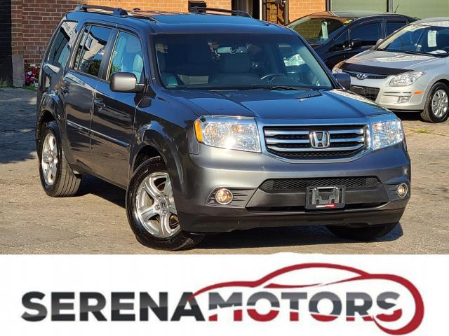 2012 Honda Pilot EX-L | 4WD | 8 PASS. | FULLY LOADED | NO ACCIDENTS
