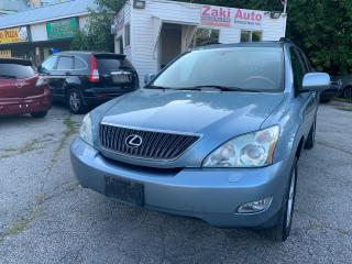 Used 2007 Lexus RX 350 RX 350/Safety Certification included Asking Price for sale in Toronto, ON