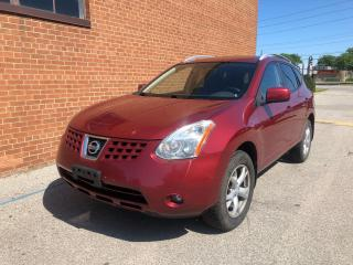 Used 2008 Nissan Rogue SL/AWD for sale in Oakville, ON