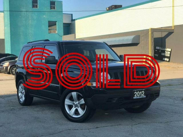 2012 Jeep Patriot Sport|Alloys Wheels|Accident Free|One Owner