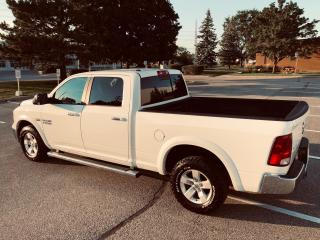 Used 2014 RAM 1500 Outdoorsman SLT Crew Cab for sale in Mississauga, ON