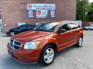 Used 2009 Dodge Caliber SXT/2.4L/ONE OWNER/NO ACCIDENT/SAFETY+WARRANTY IN for sale in Cambridge, ON