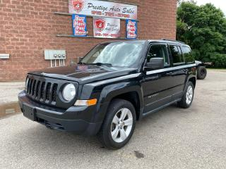Used 2011 Jeep Patriot 2L/5 SPEED/ONE OWNER/NO ACCIDENT/SAFETY+WARRANTY for sale in Cambridge, ON